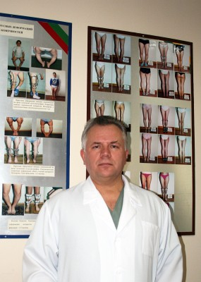 Doctor Vitaliy Veklich picture